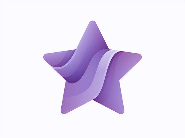星标志设计