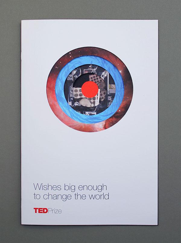 TED-创意宣传册设计思路