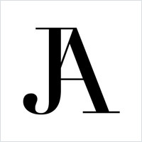 删除部分笔画字母logo