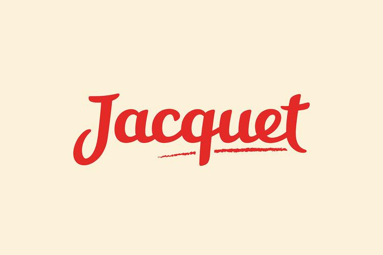 法国Jacquet袋装面包品牌logo设计