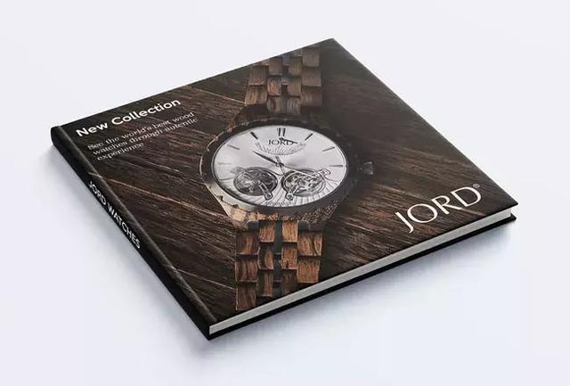 jord腕表画册-上海画册设计公司大品牌大企业画册设计版式欣赏