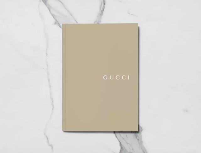 GUCCI服饰品牌画册--上海画册设计公司大品牌大企业画册设计版式欣赏