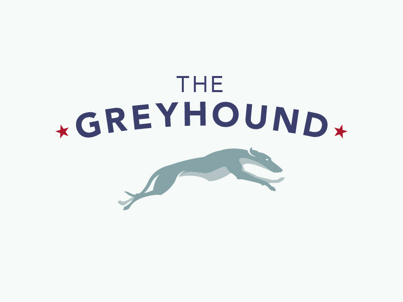 Greyhound Simplified Revised 猎犬标志设计