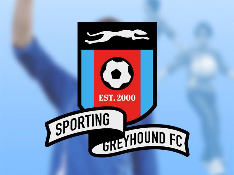 Greyhound徽标