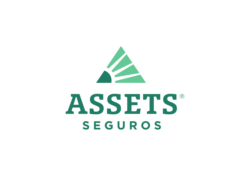 AS哥伦比亚保险公司logo设计