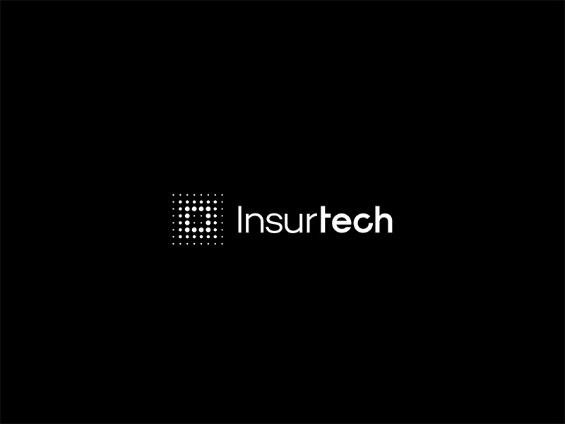 Insurtech保险公司logo设计