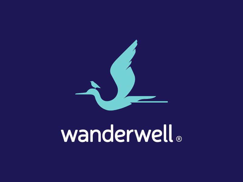 Wanderwell保险公司logo设计