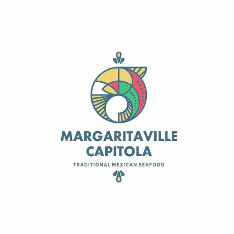 几何logo设计-玛格丽塔维尔卡皮托拉徽标logo设计