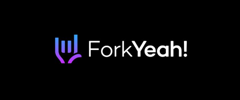forkyeah直线商标设计