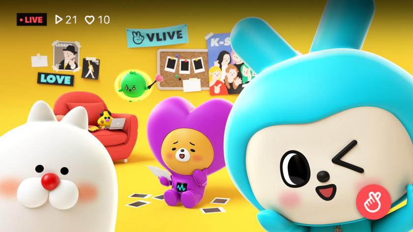 V CREW 超萌开爱风格吉祥物fun88乐天使备用,人物性格设定与表情包fun88乐天使备用