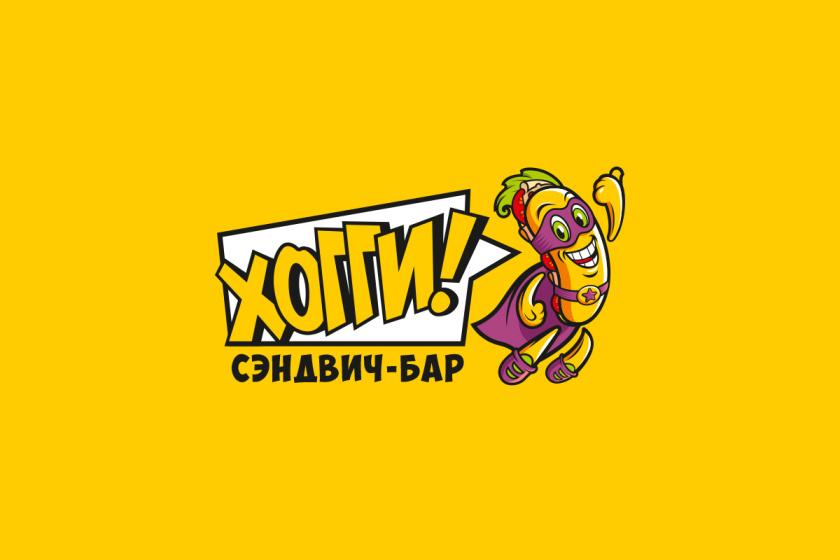 Hoggy三明治吧餐饮fun88体育备用fun88乐天使备用-香肠小飞侠卡通吉祥物fun88乐天使备用