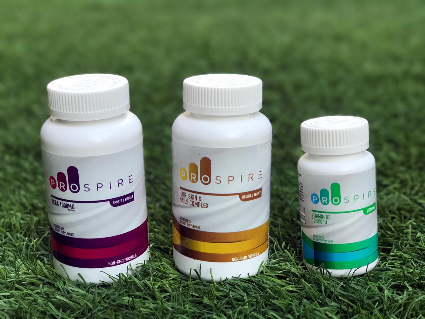 Prospire维生素营养补充剂平fun88体育备用全案fun88乐天使备用-包装fun88乐天使备用
