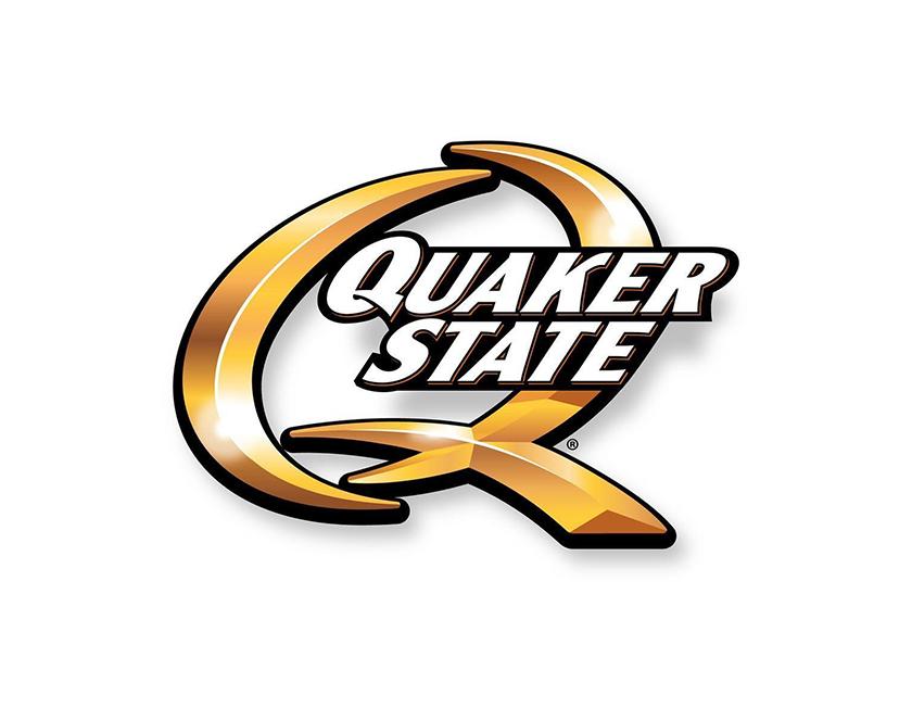 QUAKER STATE 汽车润滑油变速箱油品牌形象设计-logo/