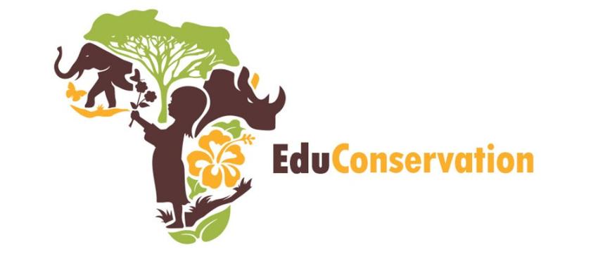 EduConservation非洲标志设计