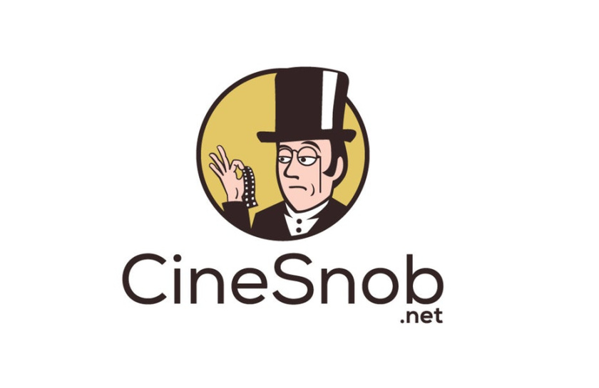 cinesnob标志logo设计