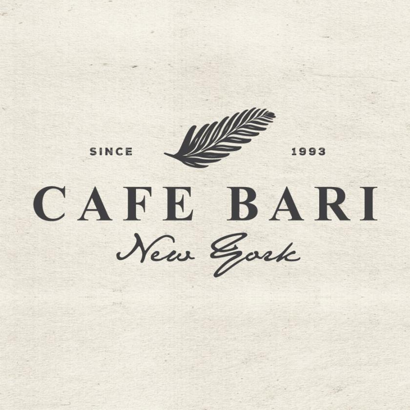 Cafe Bari的标志logo设计
