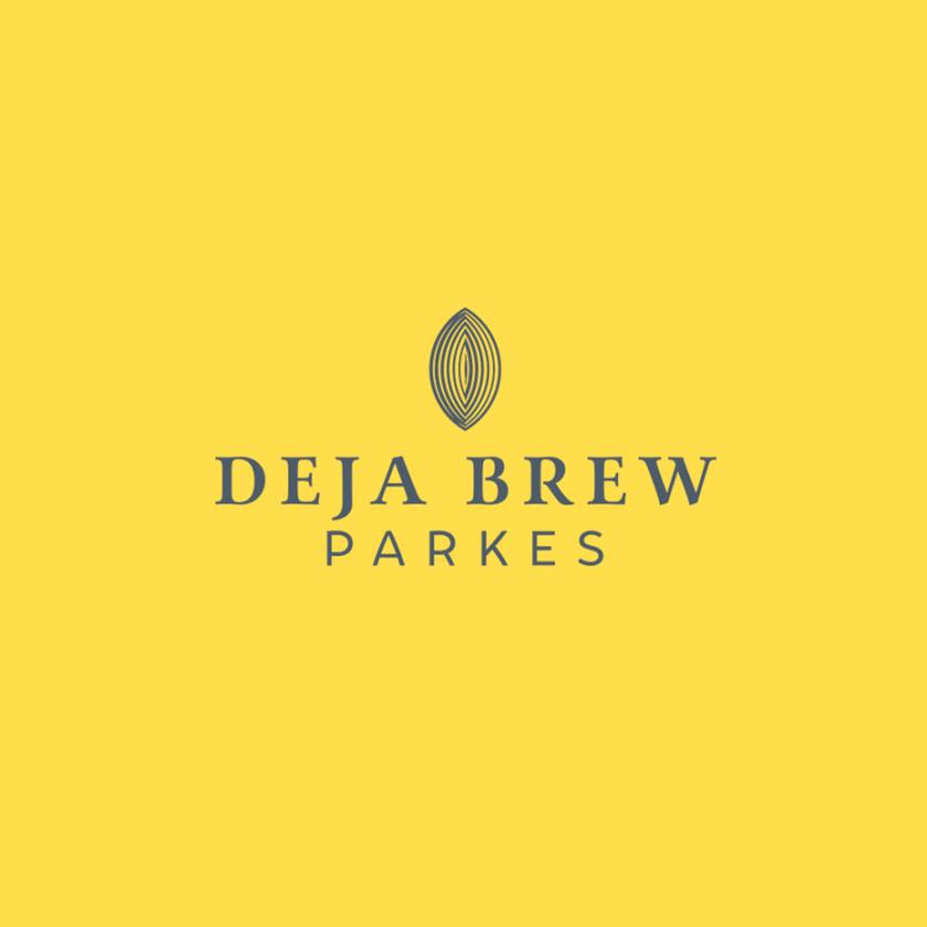Deja啤酒厂logo设计