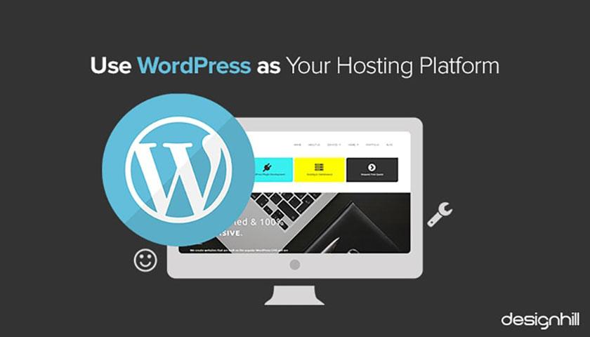 网站设计的艺术-使用WordPress作为您的托管平台