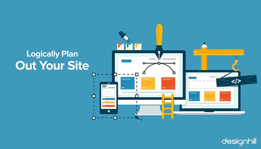 网站设计的艺术-从逻辑上规划您的网站