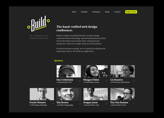 网站设计视觉层次结构的6个原则-阅读模式-在构建网站采用了Z-模式