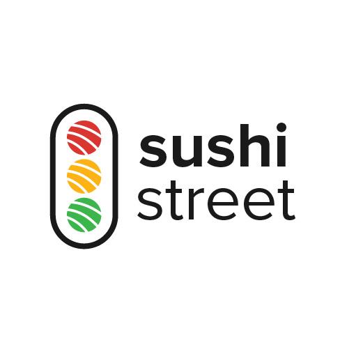 寿司餐厅餐饮logo设计