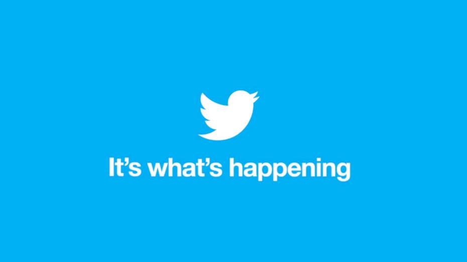Twitter这就是正在发生的活动