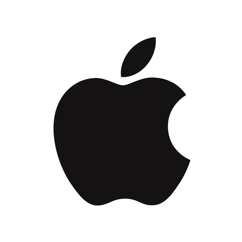 著名品牌黑白logo-Apple Inc.徽标logo
