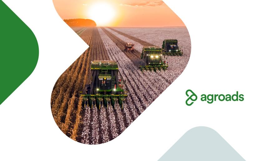 Agroads 农业电子商务品牌logo设计vi设计