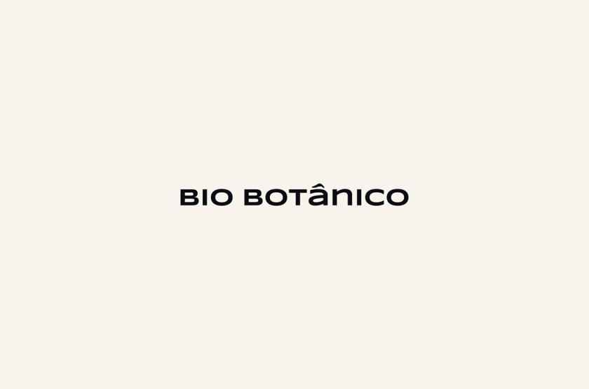 Bio Botânico 专业护发品牌logo设计