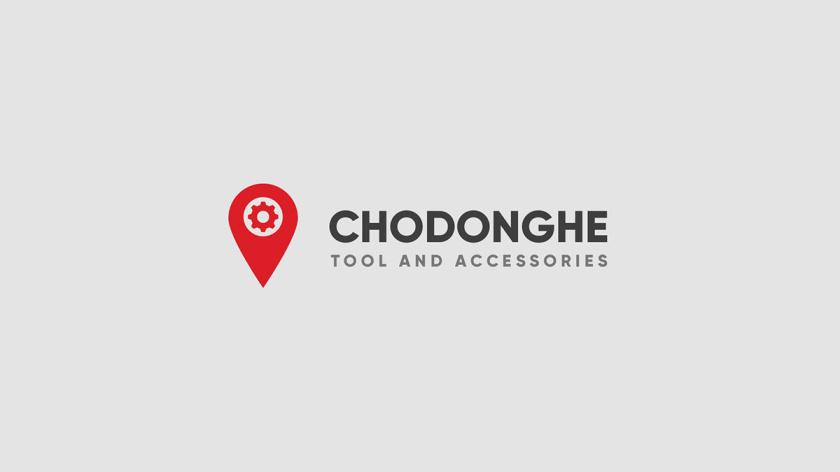 CHODONGHE 电动工具品牌vi形象设计