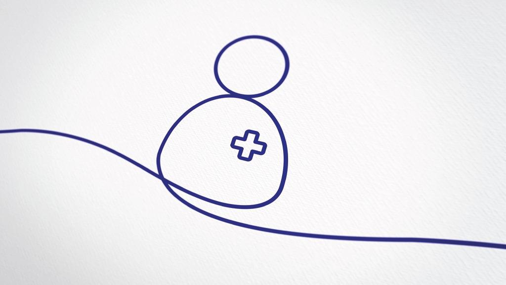 Sopharma 零售药店新品牌创建开发与全案策划设计-品牌辅助图形设计