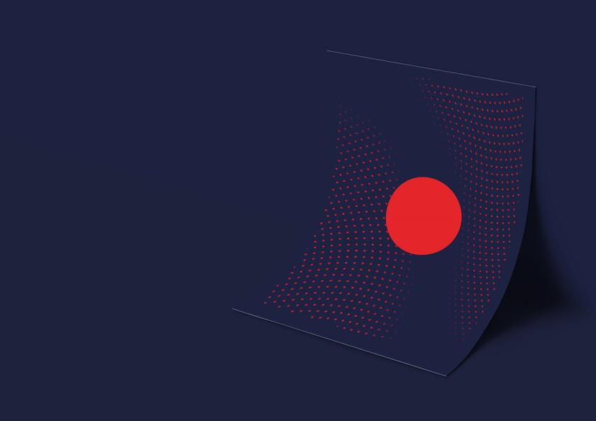"TAÏGA金融科技品牌形象设计-logo/vi设计""动感光点"""