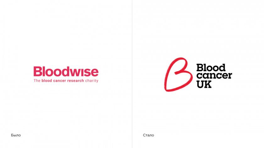 关怀照顾者(有爱心的人The Caregiver)品牌原型视觉形象设计:英国血液癌症-慈善组织品牌logo-vi视觉设计