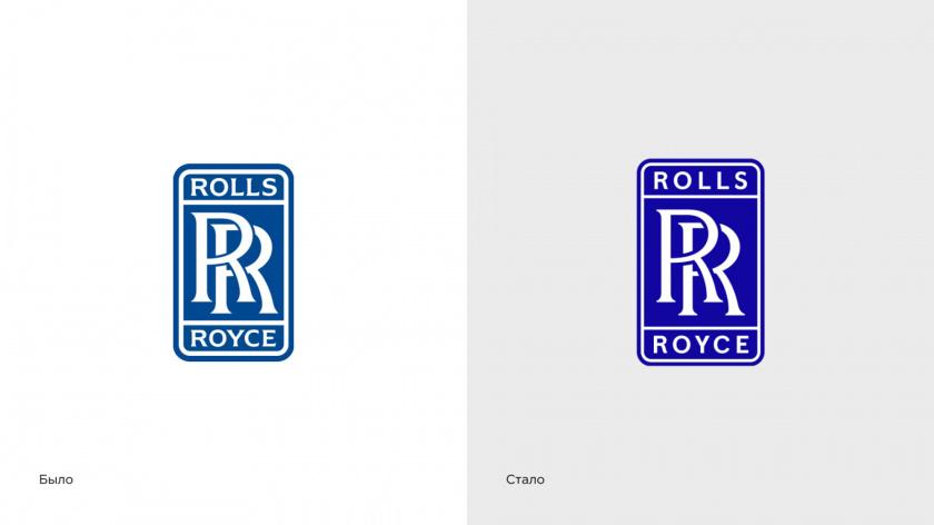 """""""统治者""""品牌原型视觉形象设计:劳斯莱斯豪华车品牌logo-vi视觉设计"""