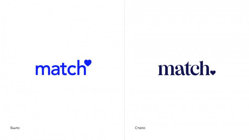 """""""浪漫情人""""品牌原型视觉形象设计:match约会服务品牌logo-vi视觉设计"""