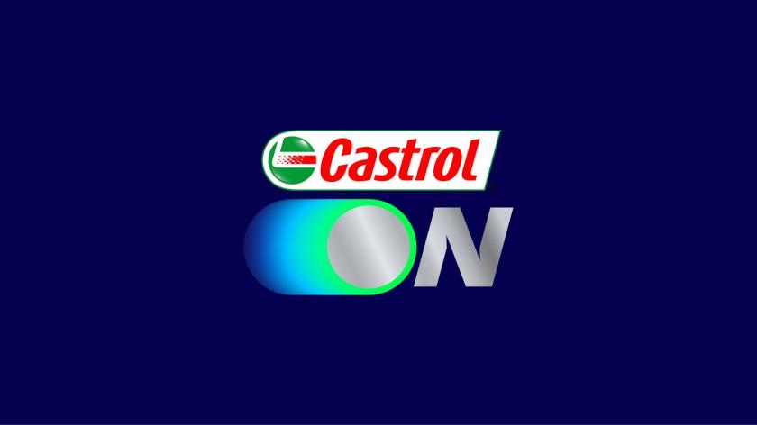 嘉实多on系列电动汽车电子流体产品品牌创建命名logo设计