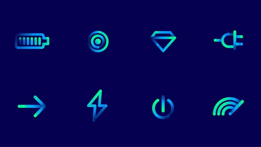 嘉实多on系列电动汽车电子流体产品品牌创建命名logo及包装平面视觉创意设计