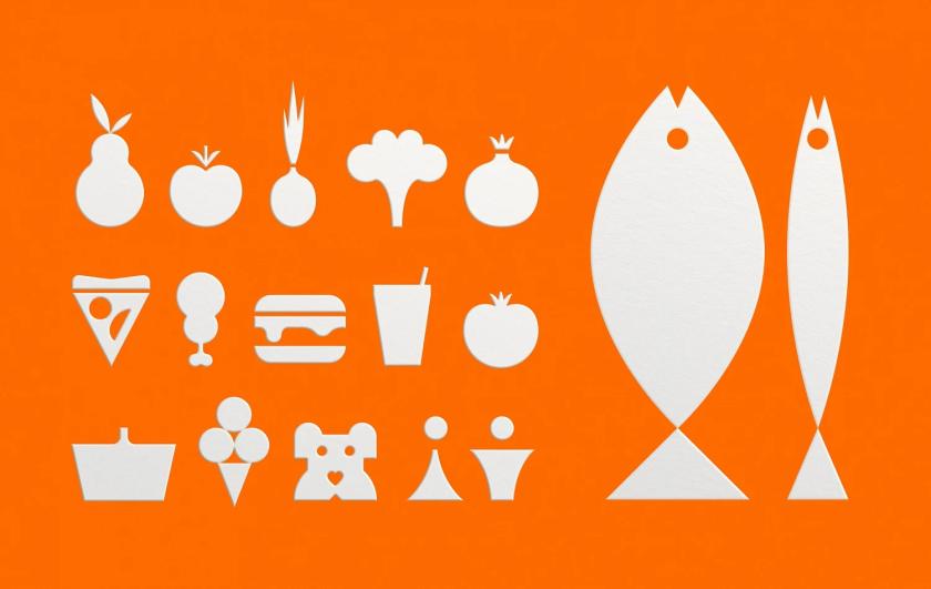 Magnit City咖啡餐厅与零售跨界连锁店铺品牌全案设计-logo/vi/