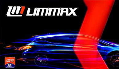 新力脉Limmax汽车发动机配件品牌vi形象设计