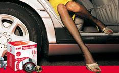 舍弗勒FAG汽配品牌形象创意设计