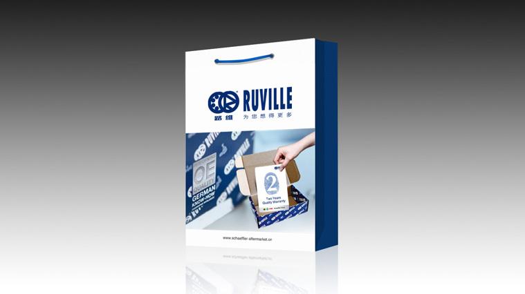 Ruville路维汽配万博安卓版定位与形象万博手机APP