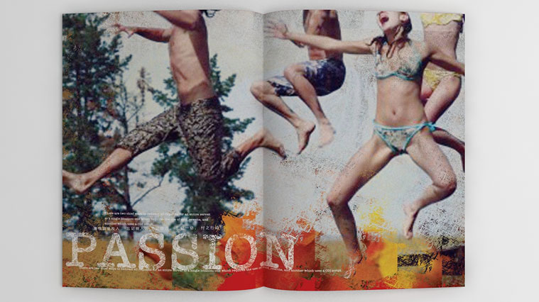 PLAYNOW运动服饰品牌宣传册策划设计