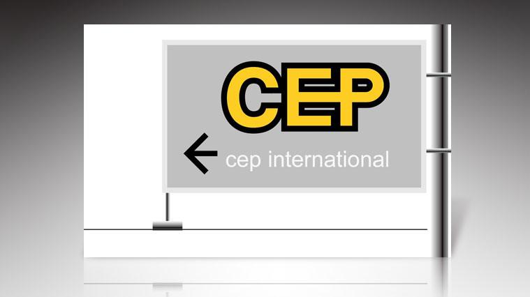 上海VI设计公司-CEP工程机械配件企业VI设计