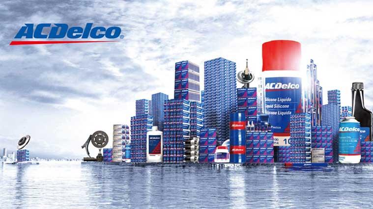 ACDelco/AC德科汽车配件广告创意设计-尚略广告汽配品牌策划公司广告设计公司包装设计公司