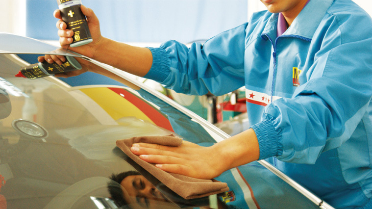 MOC汽车快修美容连锁店品牌形象设计SI设计--上海VI设计SI设计公司4