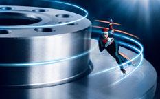Honeywell霍尼韦尔汽车刹车片刹车盘广告创意万博网页版手机登录(汽车零部件)