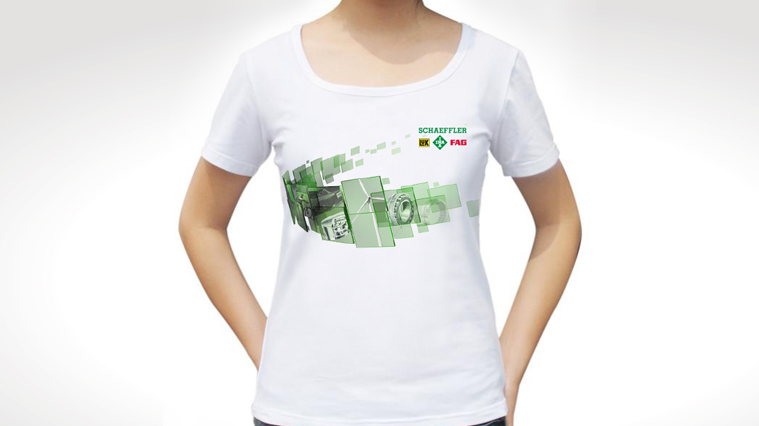 33舍弗勒集团雇主品牌视觉形象塑造-上海工业品广告设计品牌形象设计公司
