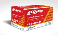 AC德科(ACDelco)蓄电池汽车零部件包装设计广告海报设计-上海包装设计公司