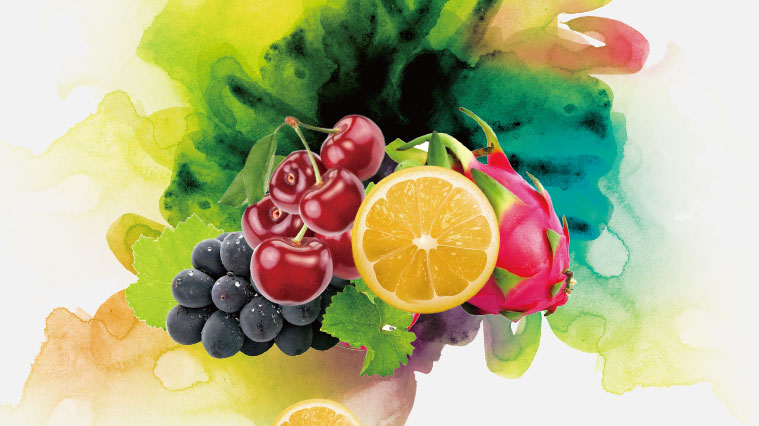 蜀陈香水果酵素保健饮品包装设计