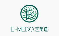 EMEDO艺美道日式美容会所与护肤品品牌标志设计VI视觉形象设计